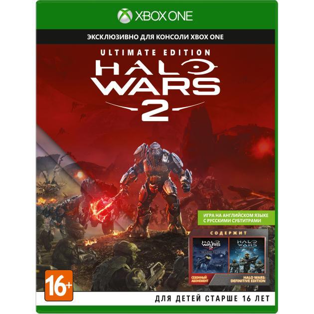 Microsoft Halo Wars 2: Ultimate Edition Специальное издание, Диск 0889842149371