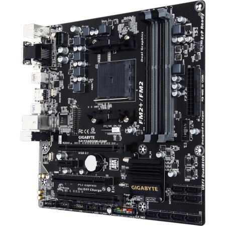 Gigabyte GA-F2A88XM-D3HP mATX