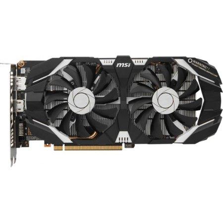 MSI NVIDIA GeForce GTX 1060 6GT OC 6144Мб, GDDR5, 1544MHz, PCI-Ex16 3.0 GTX 1060 6GT OC - 6144Мб, GDDR5, 1544MHz, PCI-Ex16 3.0