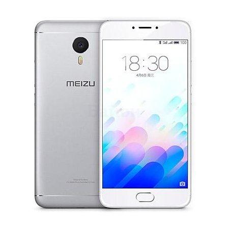 Meizu M3 Note L681H 16Гб, Серебристый