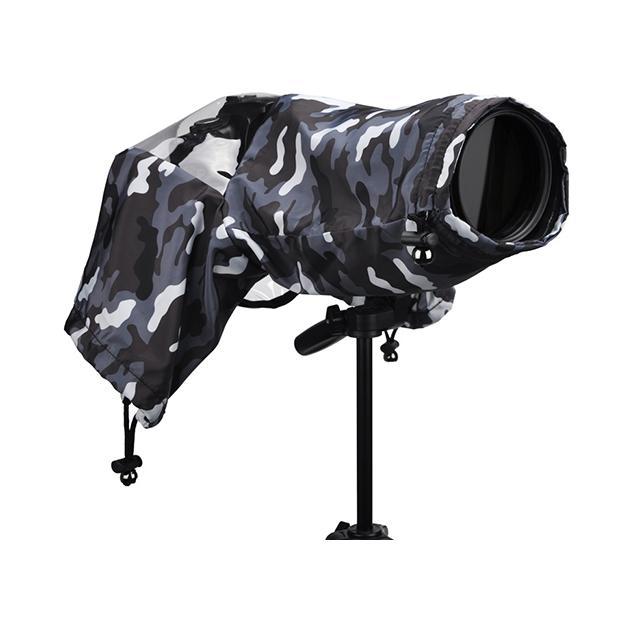 JJC RC-1 GR для зеркальной камеры от дождя Серый, отсутствует, Чехол, нейлон JJCRC-1GR