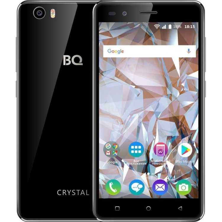 BQ Mobile BQ-5054 Crystal