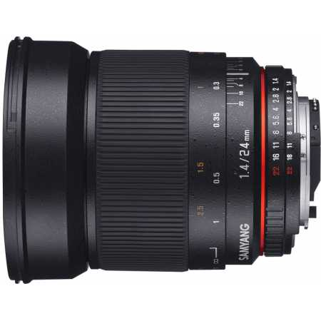 Samyang MF 24mm f/1.4 ED AS UMC Sony E