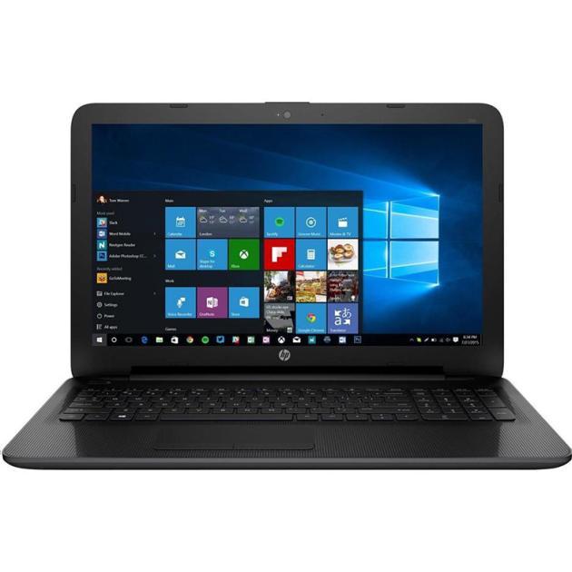 HP 250 G5 15.6Ноутбуки<br>Bluetooth, Wi-Fi, WiMAX, Объем диска 128Гб , Объем оперативной памяти 4Гб RAM , Гарантия фирмы производителя 1 г., ОС Windows 10 , Процессор Intel Celeron , Оптический п...<br><br>Артикул: 1274070<br>Специальные предложения: Новинка<br>Производитель: HP<br>Цвет товара: Черный<br>Диагональ экрана: 15.6  (39.6 см)<br>Процессор: Intel Celeron<br>Частота процессора: 1.6 МГц<br>Оптический привод: DVD-RW<br>ОС: Windows 10<br>Гарантия фирмы производителя: 1 г.<br>Объем диска: 128Гб<br>Объем оперативной памяти: 4Гб RAM<br>Объем видеопамяти: нет<br>Wi-Fi: Да<br>Bluetooth: Да<br>3G: Нет<br>WiMAX: Да