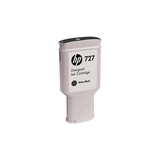 HP Inc. HP 727 черный матовый 300-ml