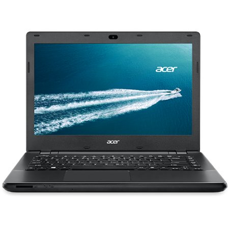 "Acer TravelMate TMP246-M-33LA 14"", Intel Core i3, 2000МГц, 4Гб RAM, DVD нет, 500Гб, Linux, Черный, Wi-Fi, Bluetooth"