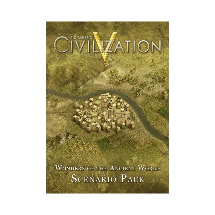 Sid Meier's Civilization V. Wonders of the Ancient World Scenario Pack