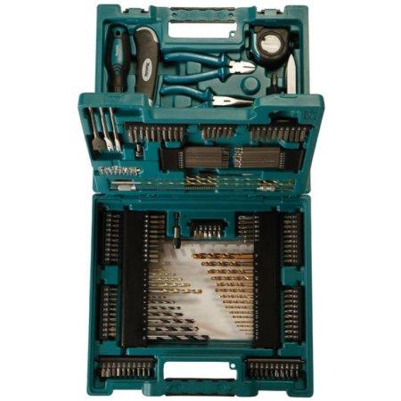 Набор принадлежностей Makita D-37194 200 предметов (жесткий кейс)