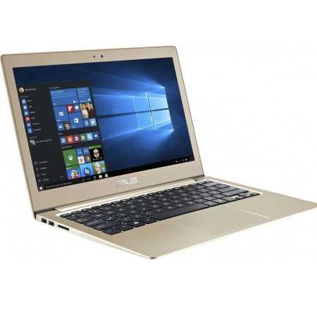 "Asus Zenbook UX303UA-R4421T 13.3"", Intel Core i3, 2300МГц, 4Гб RAM, DVD нет, 500Гб, Золотой, Wi-Fi, Windows 10, Bluetooth"