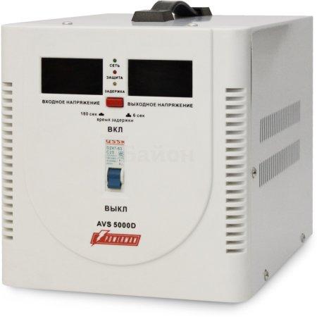 Powerman AVS-5000D однофазный, 5000ВА