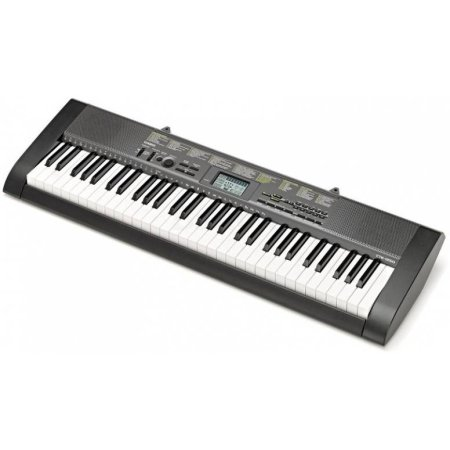 Синтезатор Casio CTK-1250 61клав. черный