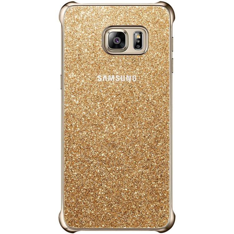 Купить Samsung Glitter Cover для Samsung Galaxy S6 Edge Plus в интернет магазине бытовой техники и электроники