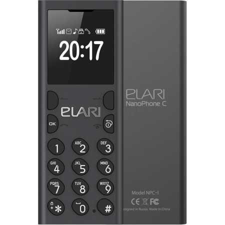 Elari NanoPhone C 2017 Чёрный антрацит