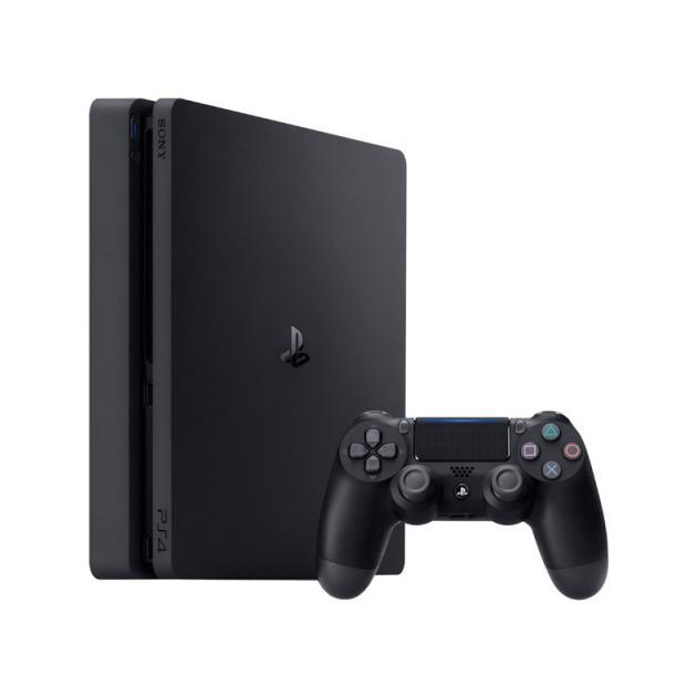 Sony PlayStation 4 Slim 1Tb + Игры от Quantic Dream