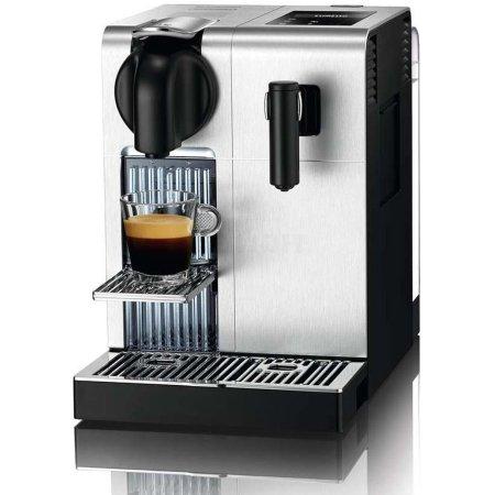 Delonghi Nespresso EN 750.MB Серебристый, капсулы, 1.3л, 1400Вт