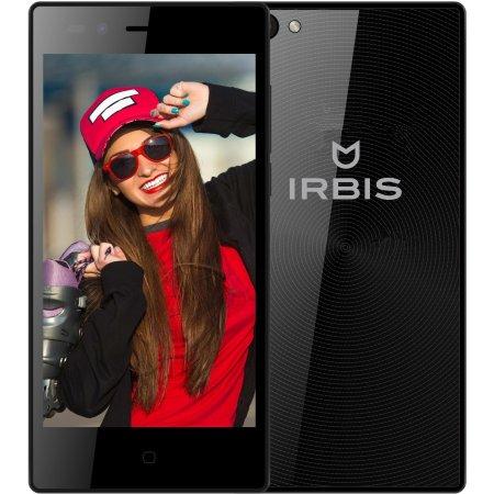 Irbis SP52 8Гб, Черный, Dual SIM, 4G (LTE), 3G