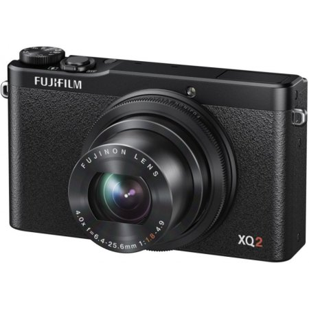 Fujifilm XQ2 Черный, 12