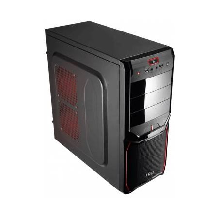 IRU Office 320 MT A8 7600/4Gb/500Gb 7.2k/R7/DVDRW/CR/W7Pro64/kb/m/black AMD A8, 3.1МГц, 4Гб RAM, DOS
