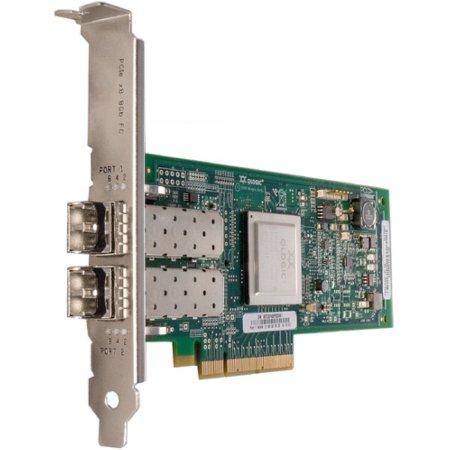 Адаптер Lenovo QLogic 8Gb FC Dual-port HBA for IBM System x (49Y3761) (42D0510)