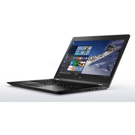 "Lenovo ThinkPad P40 Yoga 20GQ001HRT 14"", Intel Core i7, 2.6МГц, 16Гб RAM, DVD нет, 512Гб, Windows 10 Pro, Windows 7, Черный, Wi-Fi, Bluetooth, 3G"