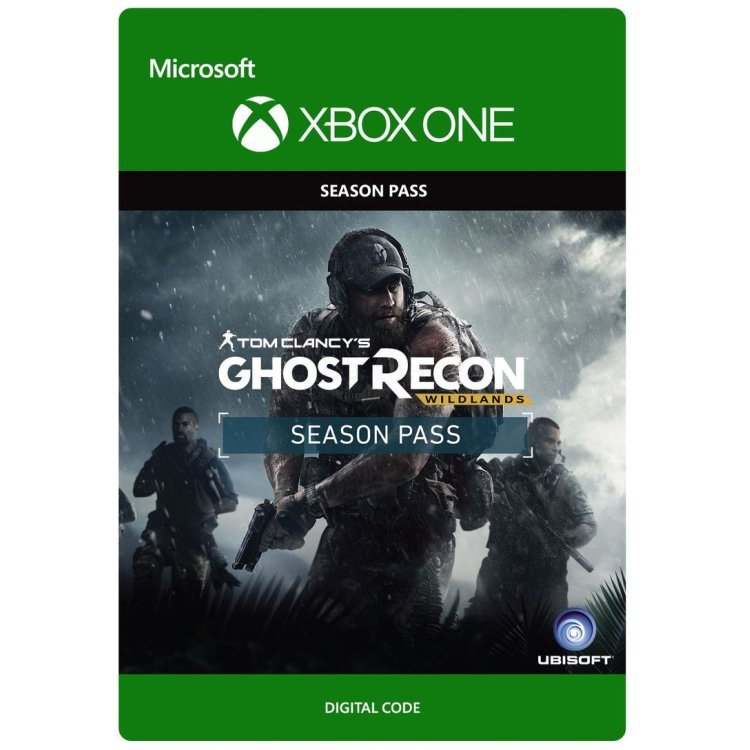 Tom Clancy's Ghost Recon: Wildlands Season Pass