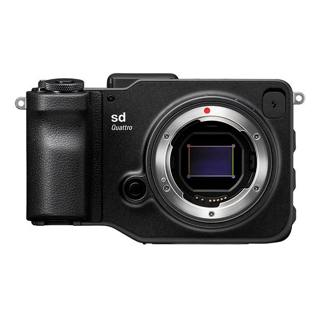 SIGMA sd Quattro Body Черный, 29.5