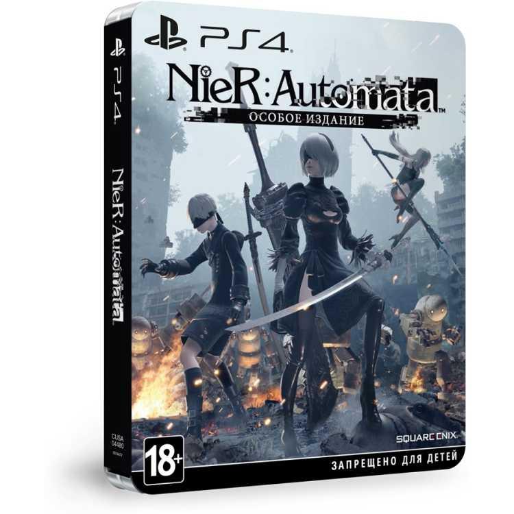 NieR: Automata. Особое издание для Sony PlayStation 4