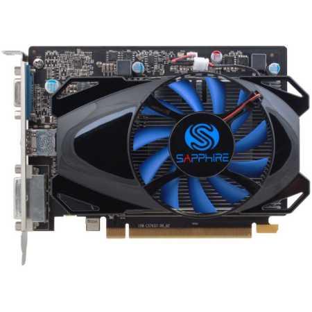 Sapphire Radeon R7 250 1024Мб, GDDR5, 925MHz, PCI-Ex16