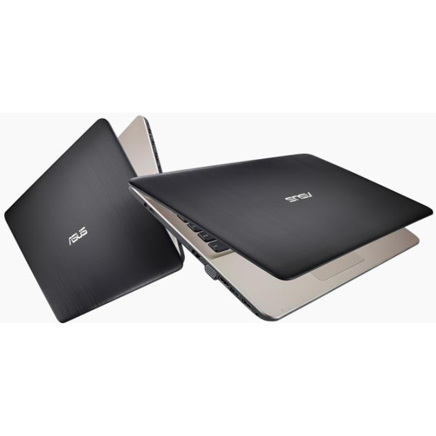 "Asus X541SA 15.6"", Intel Pentium, 1600МГц, 2Гб RAM, DVD нет, 500Гб, Черный, Wi-Fi, DOS, Bluetooth"