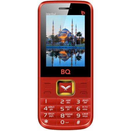 BQ 2404 Istanbul Красный