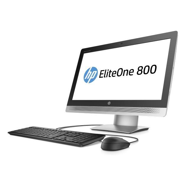 "HP EliteOne 800 G2 23"" нет, Серебристый, 1Гб, 100Гб, Windows, Intel Pentium"