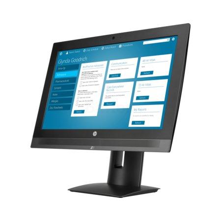 HP Z1 G3 8Гб, 1000Гб, E3-1245v5