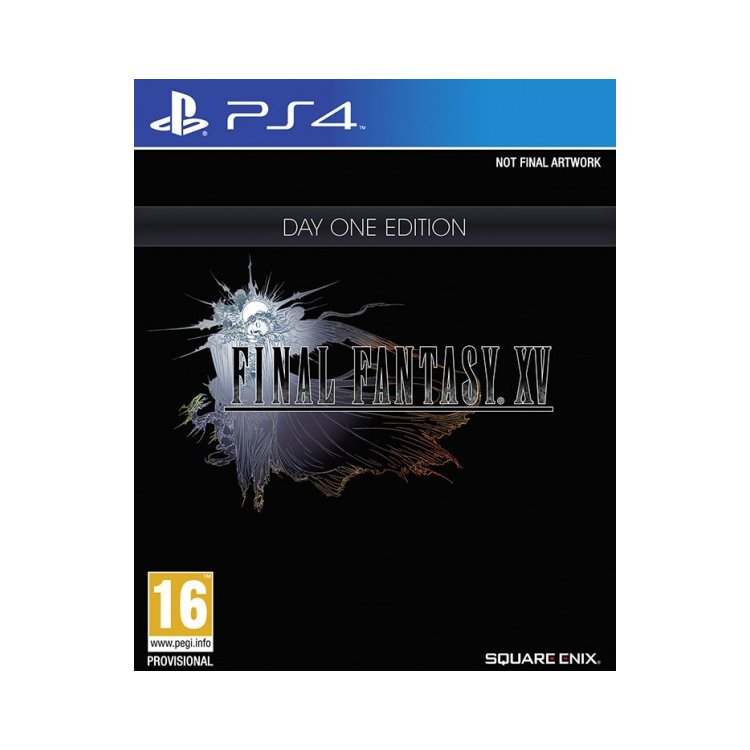 Final Fantasy XV Day One Edition Day One Edition