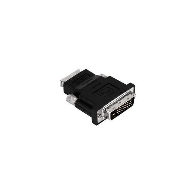 Адаптер Buro HDMI-19FDVID-M_ADPT HDMI-19M(F)/DVI-D(M) с позол. конт. от Байон