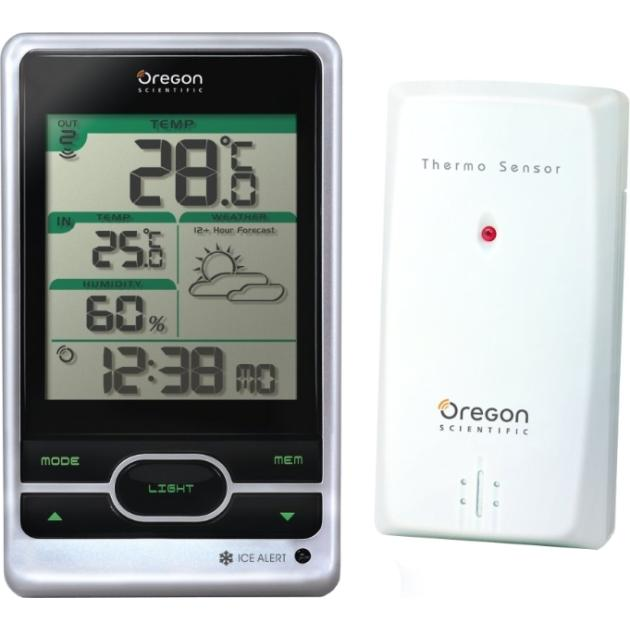 Oregon Scientific BAR206 БелыйДомашние метеостанции и термометры<br>Тип метеостанция , Измерение температуры вне помещения (OUT), Измерение влажности в помещении (INT), Прогноз погоды, Выносной датчик беспроводн...<br><br>Артикул: 1265701<br>Производитель: Oregon Scientific<br>Тип: метеостанция<br>Цвет: Белый<br>Выносной датчик: беспроводной датчик<br>Измерение влажности вне помещения (OUT): Нет<br>Измерение влажности в помещении (INT): Да<br>Измерение температуры вне помещения (OUT): Да<br>Отображение атмосферного давления: Нет<br>Прогноз погоды: Да