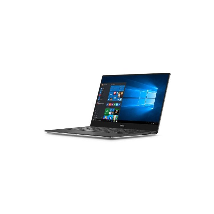 "Dell XPS 13 13.3"" 9360-0001, Intel Core i7, 2700МГц, 16Гб RAM, DVD нет, 512Гб, Wi-Fi, Windows 10 Pro, Bluetooth"