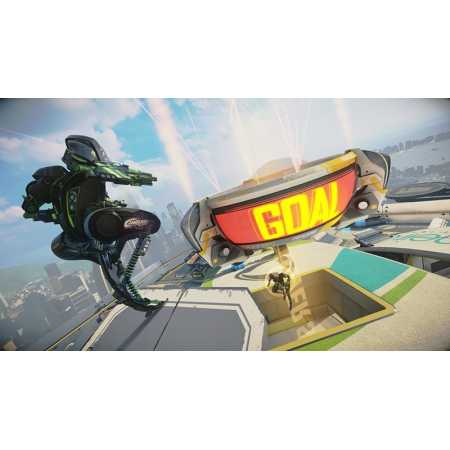 RIGS: Mechanized Combat League Русский язык, Sony PlayStation 4, боевик