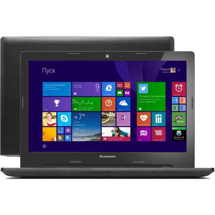 "Lenovo G50-30 80G00150RK 15.6"", Intel Celeron, 2130МГц, 2Гб RAM, DVD-RW, 500Гб, Черный, Wi-Fi, Windows 8.1"