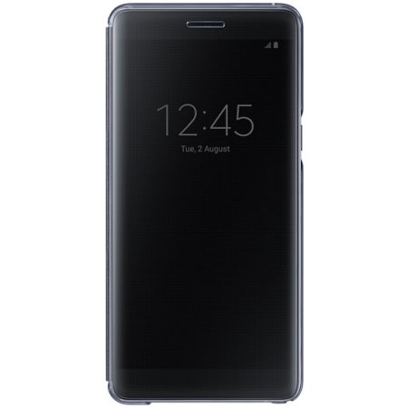 Samsung Clear View Cover для Samsung Galaxy Note 7 EF-ZN930CBEGRU Черный