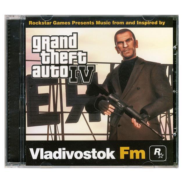 Grand Theft Auto IV-Владивосток FM. Официальный саундтрек игры Сборники