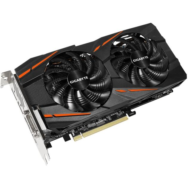 Gigabyte Radeon RX 480 WindForce 8 Гб