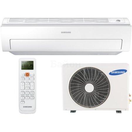 Samsung AR09JQFSAWKNER Белый, Настенный, 25м² Белый, Настенный, 25м²