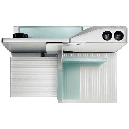 Ломтерезка Bosch MAS 9101 140Вт (нарезка до 15мм) серебристый
