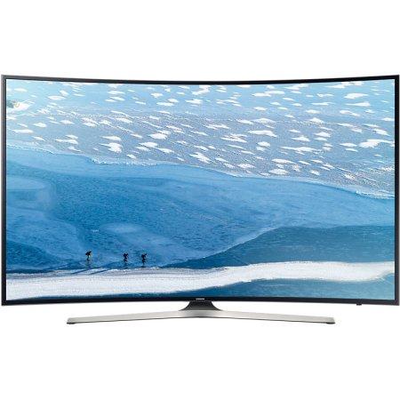 """Samsung UE49KU6300U 49"""", Черный, 3840x2160, Есть, Вход HDMI"""