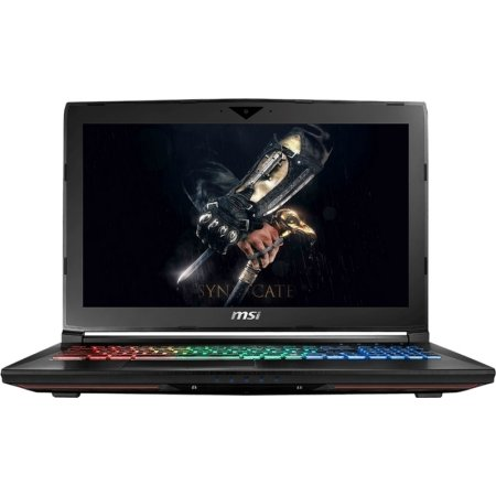 "MSI GT62VR 6RE-029RU Dominator Pro 4K 15.6"", Intel Core i7, 2600МГц, 32Гб RAM, DVD нет, 1TB+512GB SSD, Черный, Wi-Fi, Windows 10, Bluetooth"