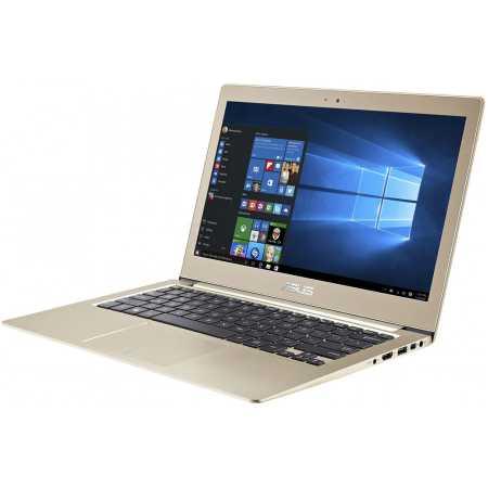 "Asus UX303UA-FN217T 13.3"", Intel Core i3, 2300МГц, 4Гб RAM, DVD нет, 128Гб, Золотой, Wi-Fi, Windows 10, Bluetooth"