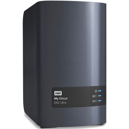 Western Digital My Cloud EX2 Ultra 4000Гб