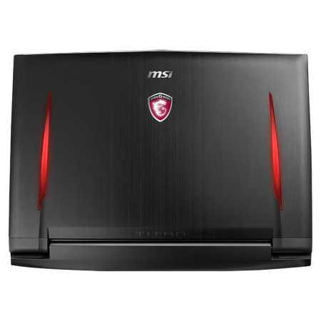 "MSI GT73VR Titan Pro 6RF-005RU 17.3"", Intel Core i7, 2700МГц, 16Гб RAM, DVD нет, 1000+128SSD, Черный, Wi-Fi, Windows 10, Bluetooth, GTX 1080"