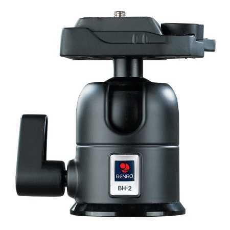 Benro A2570FBH2 Черный, Для фотокамер, Трипод - напольный (тренога)