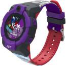 Наручный смарт-браслет JET KID Фиолетовый